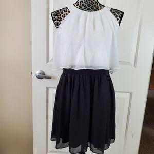 By & By Girl Halter Dress